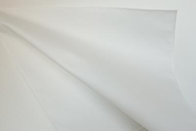 染める前の白い綿生地