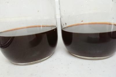 アカネの1番液と2番液