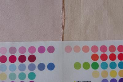 桜染めのパーソナルカラー比較