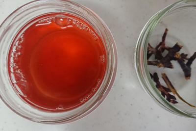 ソメイヨシノ1番液の染液