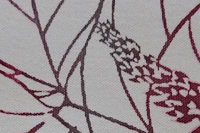 草木染めの型染めを習う