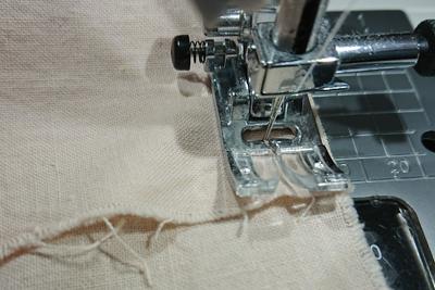 底の四つ角部分の縫い方