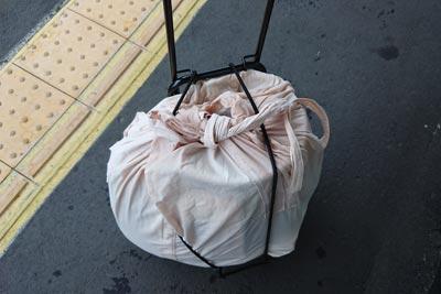 キャリーカート荷物運搬