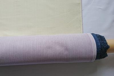 草木染め布の保管