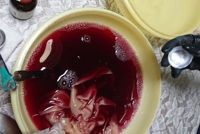 ログウッド液