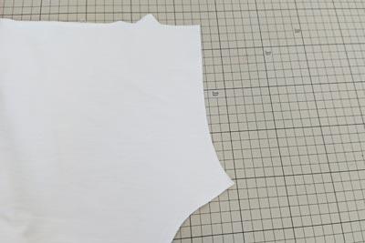 袖下のパターン