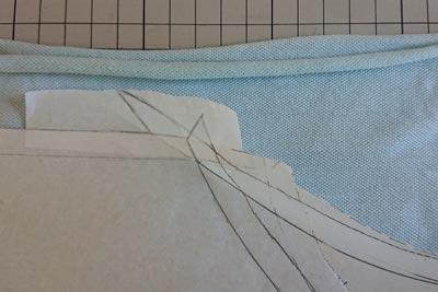 SNP縫い代