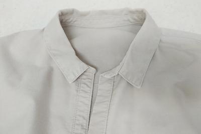 染め直す前のシャツ