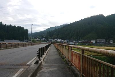 稲武の道路