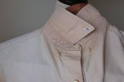 ブルーベリーシャツの色褪せ