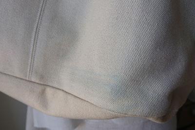 染色前のトートバッグ