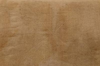 ワイルドストロベリーの葉鉄媒染