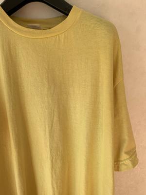 ミロバラン染めTシャツ